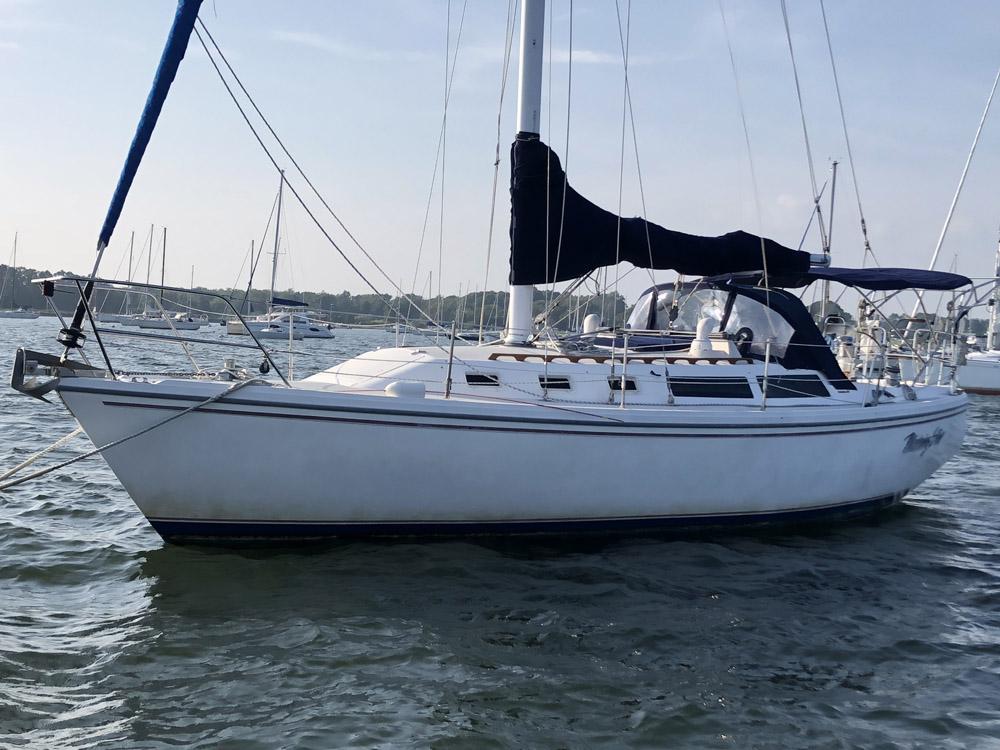 Catalina 34 For Sale - The Cruising Yacht Brokerage, LLC